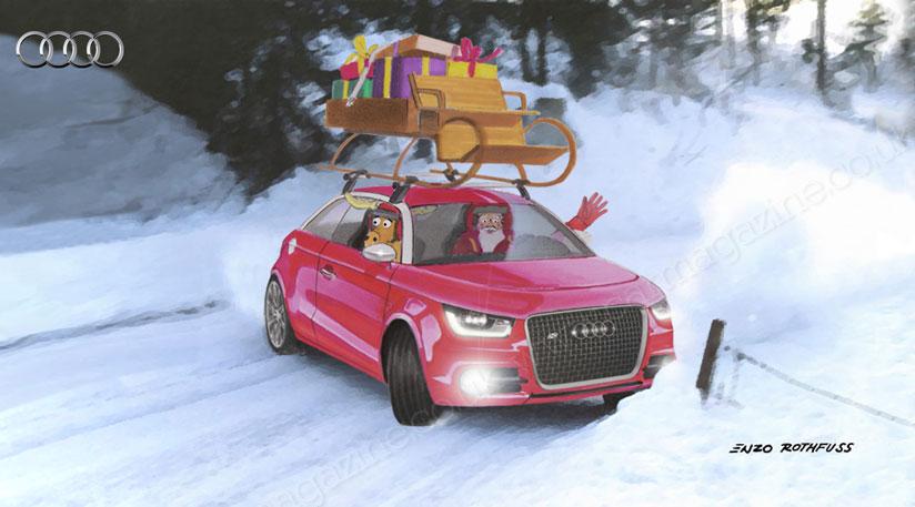 Audi sanie