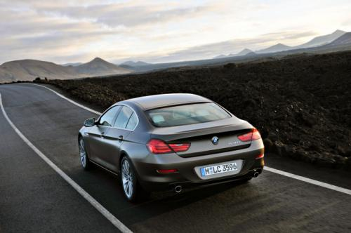 BMW 6 Gran Coupe3