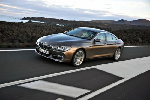 BMW 6 Gran Coupe5