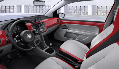 Volkswagen up za3