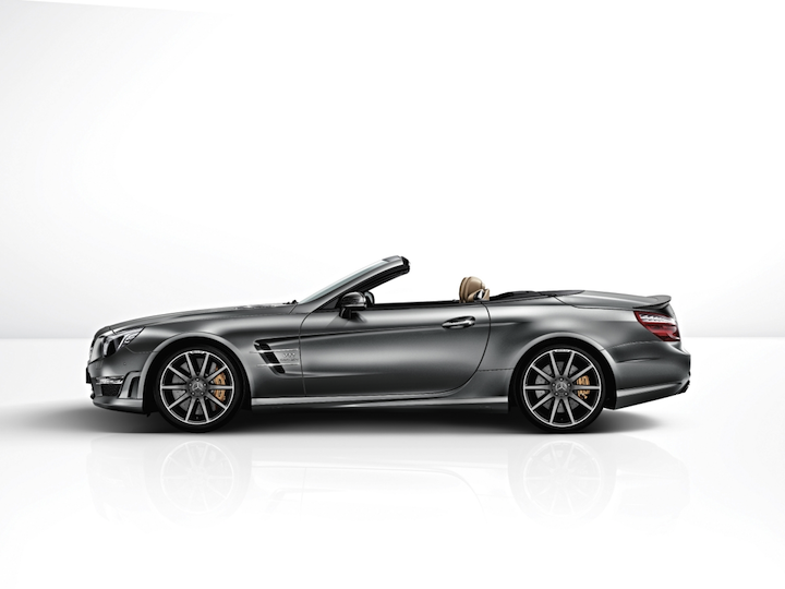 SL 65 AMG 45th Anniversary 3