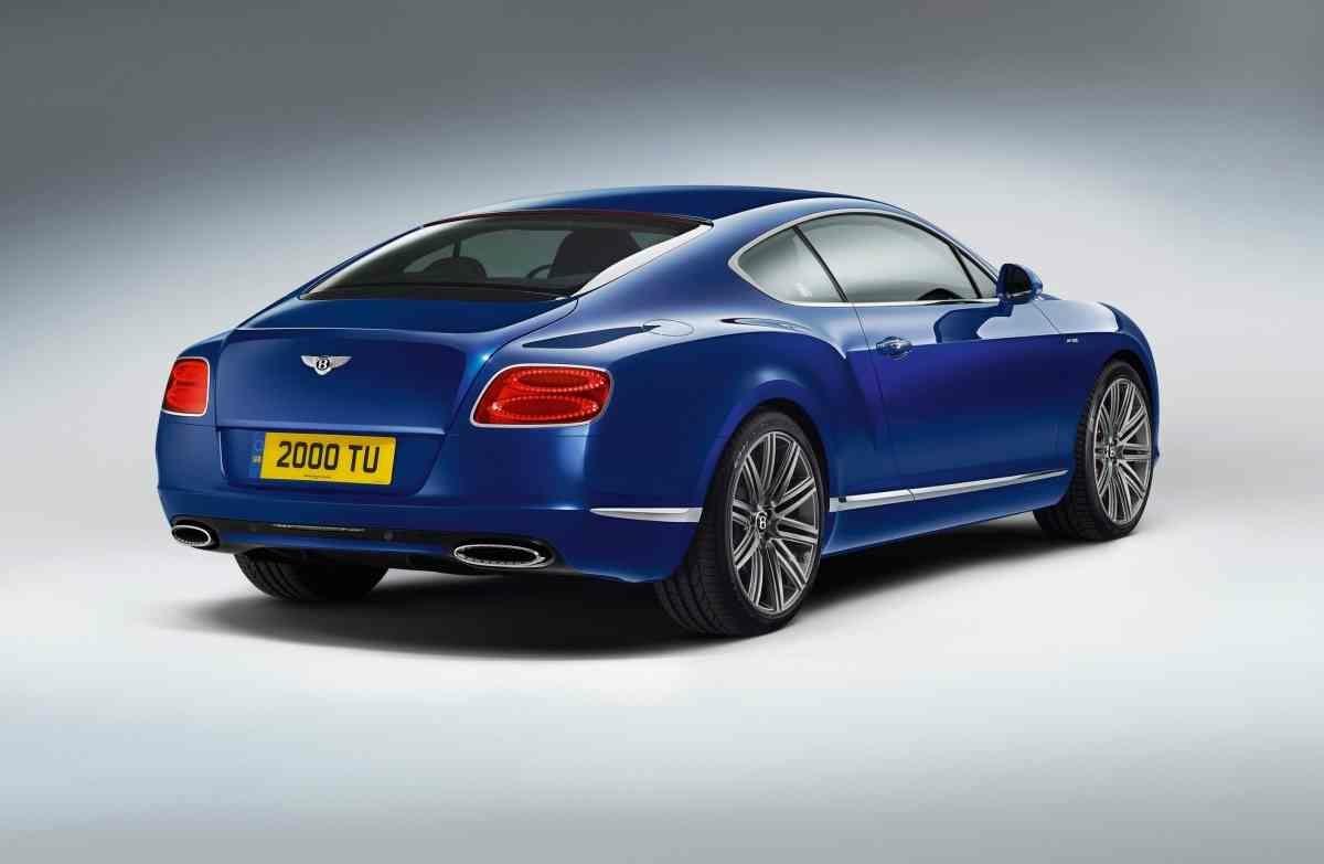 Continental GT Speed-4