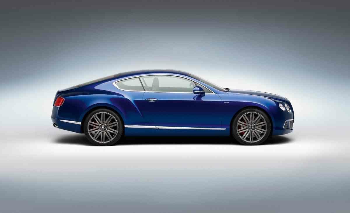 Continental GT Speed-5