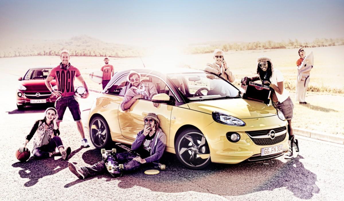 Opel Adam2