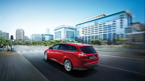 nowy ford focus w wersji kombi