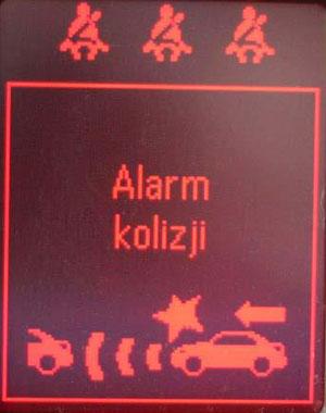 alarm-kolizji