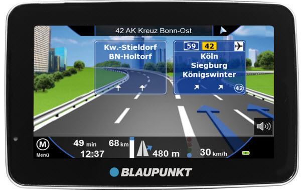Blaupunkt TravelPilot 70