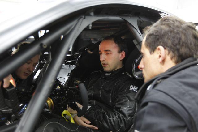 Kubica po testach DTM 3