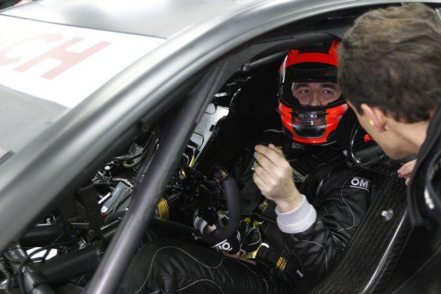 Kubica po testach DTM 4