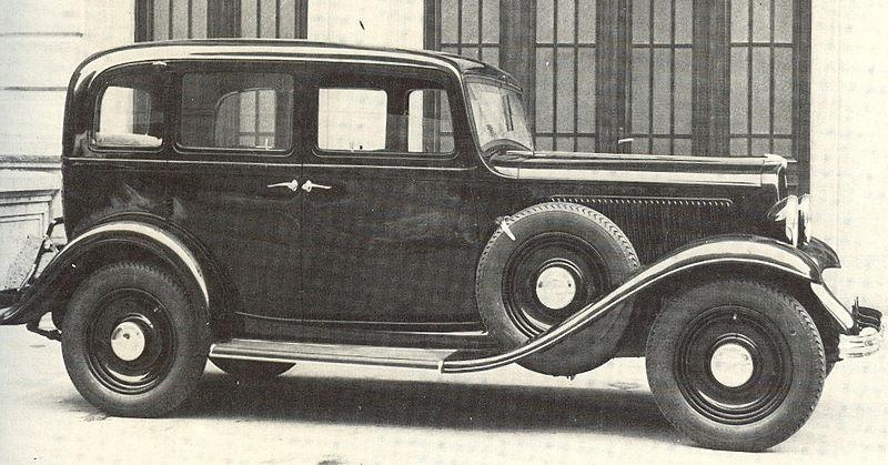 800px-Fiat 518 C Sedan 1933