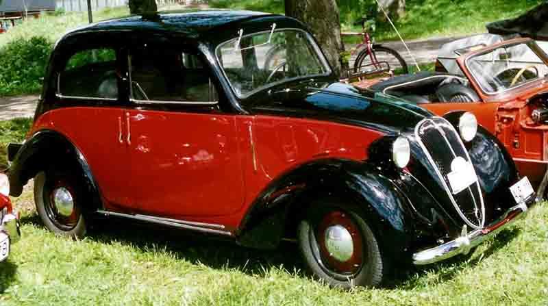 Fiat 508C Balilla 1939
