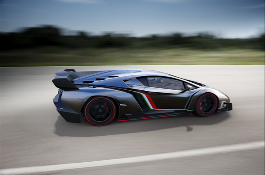 Lamborghini Veneno Press 0002