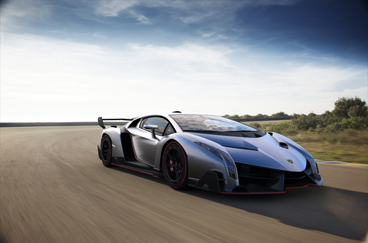 Lamborghini Veneno Press 1
