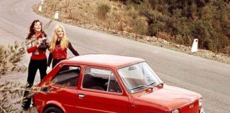 Fiat 126p Maluch - 40-lecie