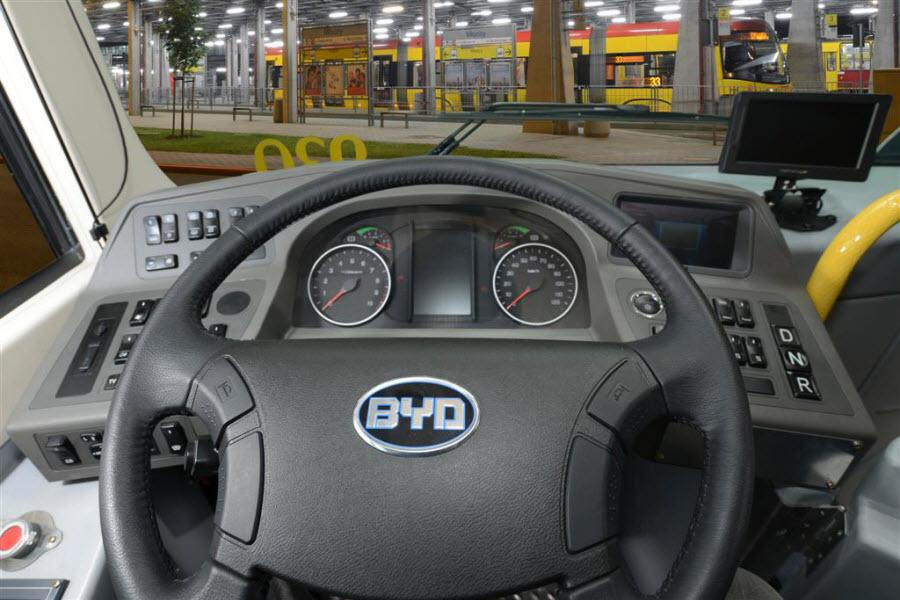 BYD K9 5