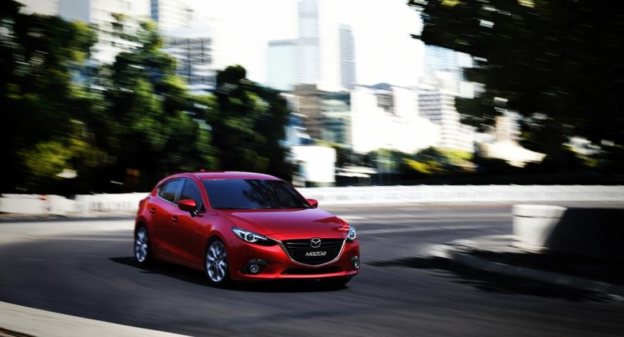 Mazda3 Hatchback 2013 3
