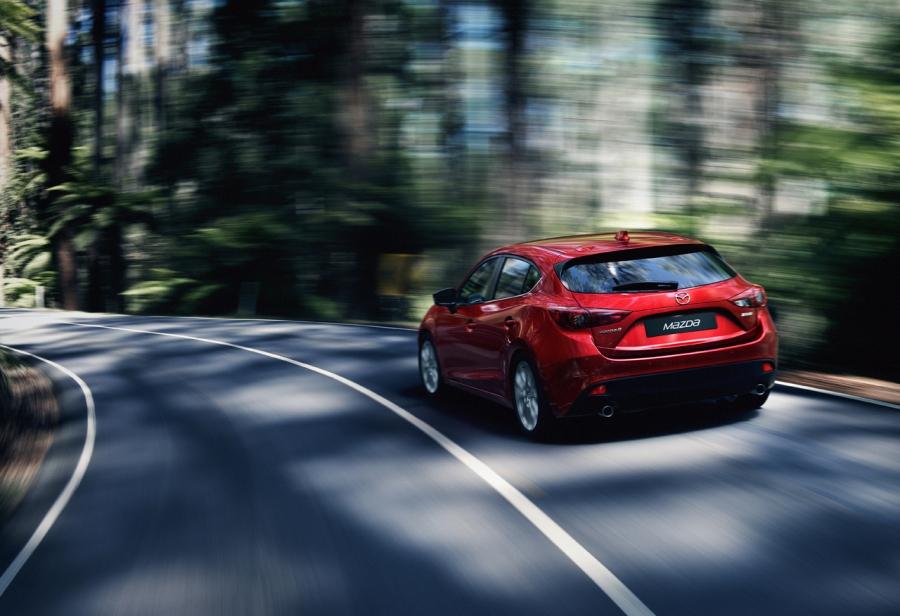 Mazda3 Hatchback 2013 5