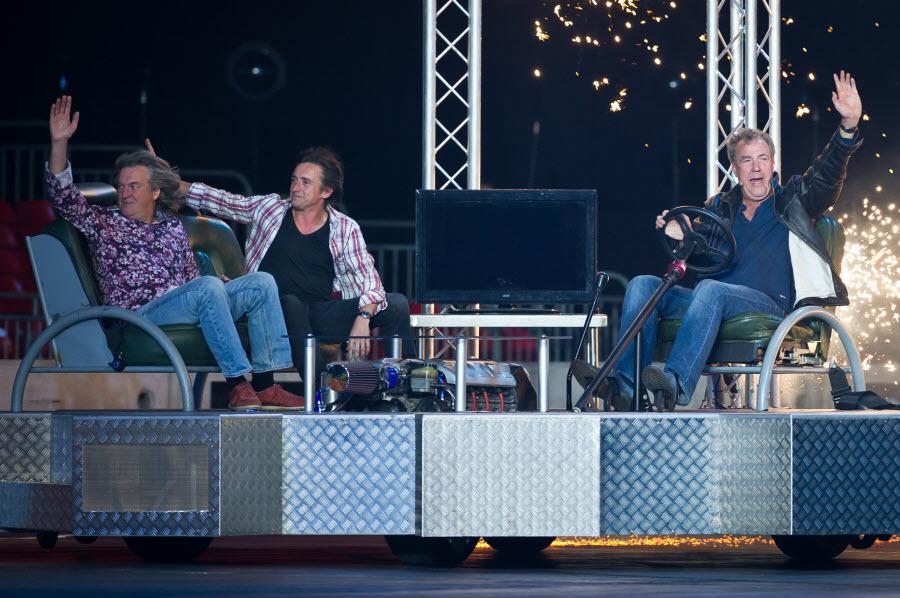 Top Gear Live w Warszawie