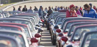 Mazda ustanawia rekord Guinnessa