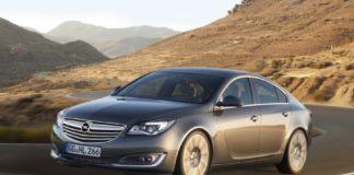 Opel Insignia w nowej odsu0142onie
