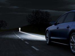 Reflektory diodowe Audi Matrix