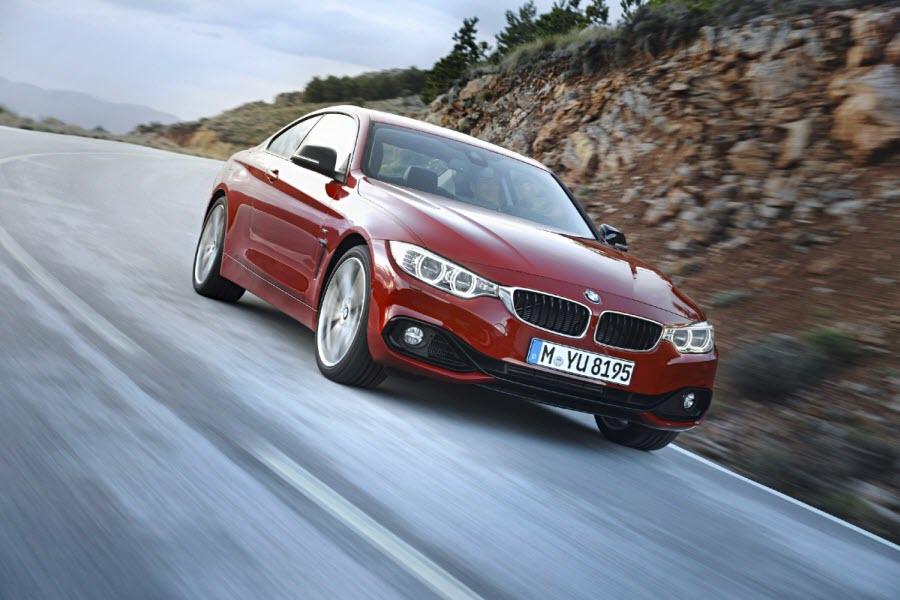 BMW-serii 4-Coupe