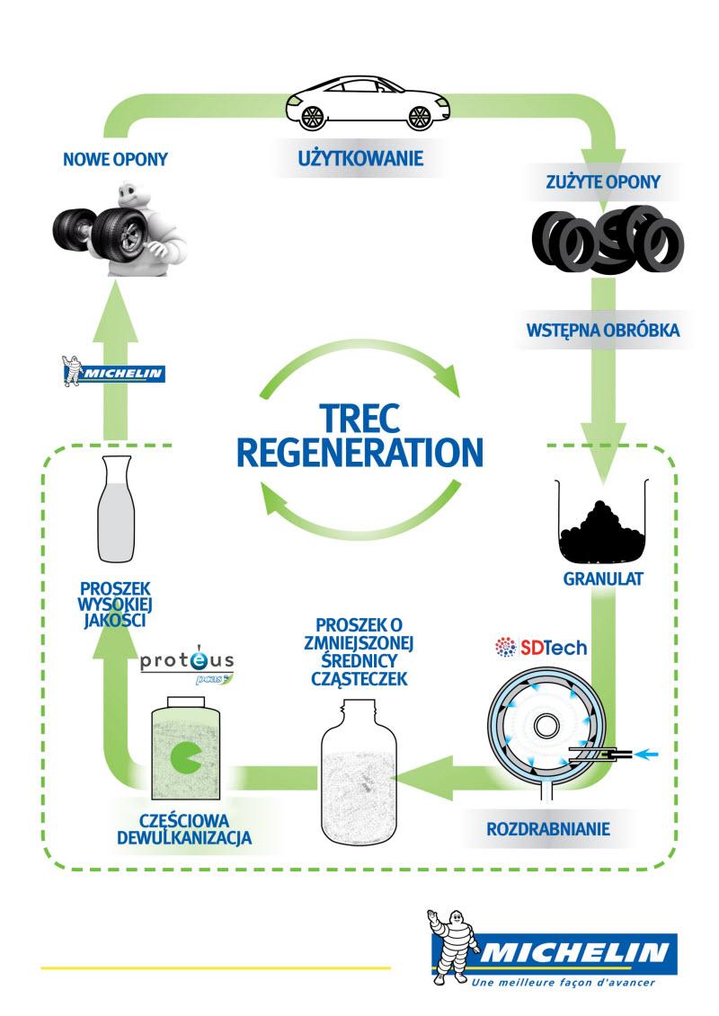 TREC Regeneration