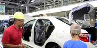 Toyota zainwestuje 170 mln dolarów w produkcję Corolli 12. generacji w fabryce w Missisipi