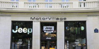Jeep Adventure – niezwykła wystawa marki Jeep® w MotorVillage Champs-Elysées w Paryżu